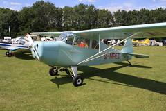 G-MRED Christavia CA-05 [PFA 185-12935] Popham 120720