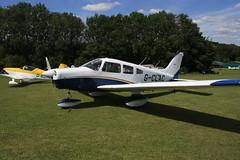 G-CLAC Piper PA-28-161 [28-8116241] Popham 120720