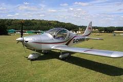 G-CHMW Evektor EV-97 [LAA 315B-15158] Popham 120720