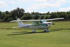G-CDDK Cessna 172M [172-65258] Popham 120720