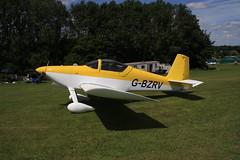 G-BZRV Van's RV-6 [PFA 181A-13573] Popham 120720