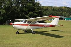 G-BPRM Reims-Cessna F.172L [0825] Popham 120720