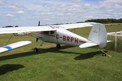 G-BPRH Cessna 120 [12137] Popham 120720