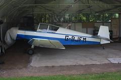G-BJFM Wassmer Jodel D.120 [227] Popham 120720