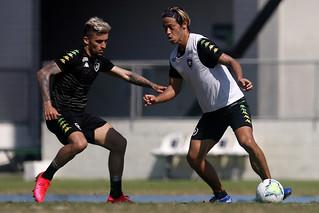 Treino do Botafogo - 23/07/2020