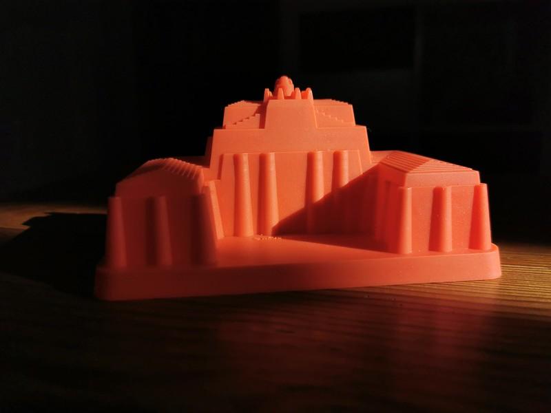 Brandenburg Tor - Sand Castle Model