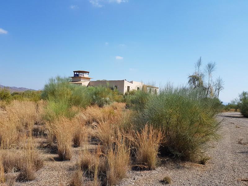 Aeródromo abandonado. Cortijo Grande, Turre. Almería.