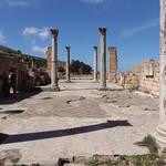 Baths of Trajan, Cyrene