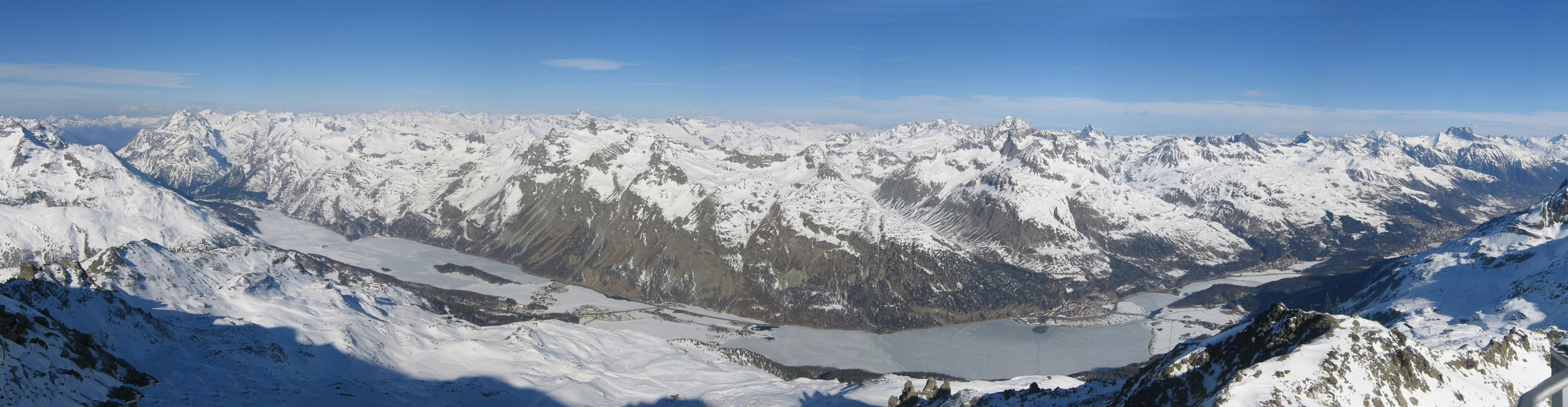 Piz Surlej - Piz San Gian Bernina Switzerland panorama 17
