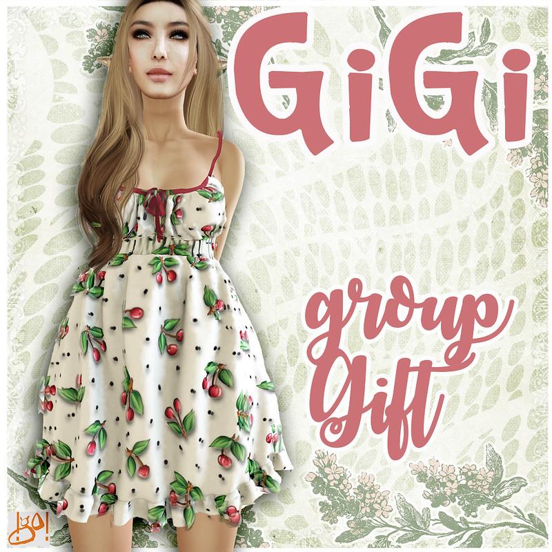 !gO! Gigi dress -gift group