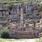 Exedra of Apollo Karneios, Cyrene