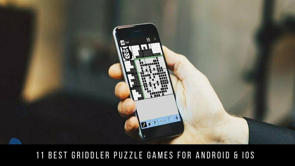 11 Best Griddler Puzzle Games For Android & iOS