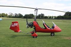 G-JBRE AutoGyro Europe MT-03 [RSUK MT-03 016] Popham 120720