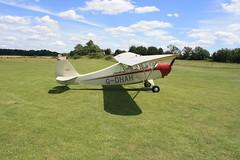 G-DHAH Aeronca 7AC [7AC-4185] Popham 120720