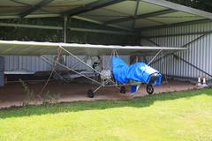 G-CKIZ Eurofly Minifox [011 17] Popham 120720