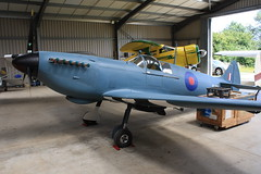 G-CIXM Supermarine Aircraft Spitfire Mk.26 [PFA 324-14509] Popham 120720