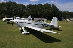 G-CIRV Van's RV-7 [LAA 323-15281] Popham 120720