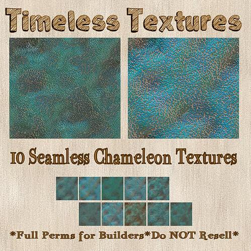 TT 10 Seamless Chameleon Timeless Textures