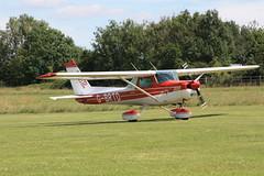G-BRTD Cessna 152 [152-80023] Popham 120720