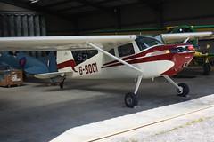 G-BOCI Cessna 140A [15497] Popham 120720
