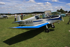 G-BKAO Jodel D.112 [249] Popham 120720