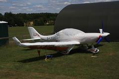 G-LXAA Aerospool WT-9 [18003] Popham 120720