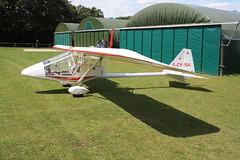 G-CYRA Kolb Twinstar Mk.III [PFA 205-12434] Popham 120720
