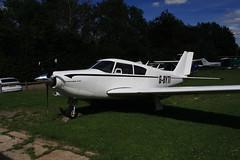 G-BYTI Piper PA-24-250 [24-3489] Popham 120720