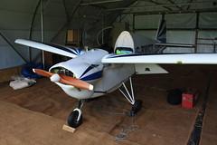 G-BWCT Tipsy T.66 Nipper I [11] Popham 120720
