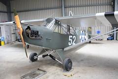 G-BPUR Piper J3L-65 Cub [4708] Popham 120720