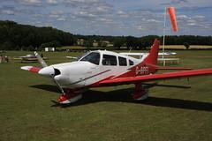 G-BPFI Piper PA-28-181 [28-8090113] Popham 120720