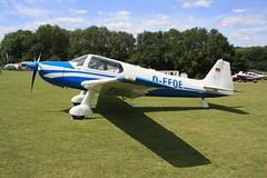 D-EFQE Bolkow Bo.207 [266] Popham 120720