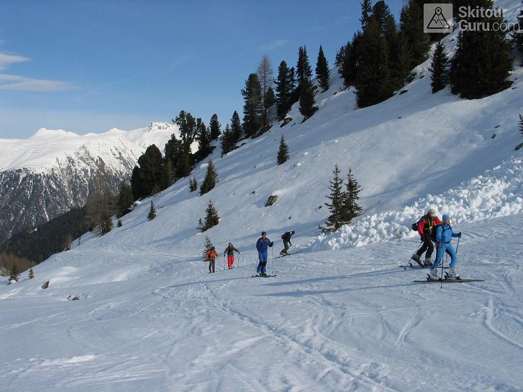 Gletscher Ducan Albula Alpen Switzerland photo 07