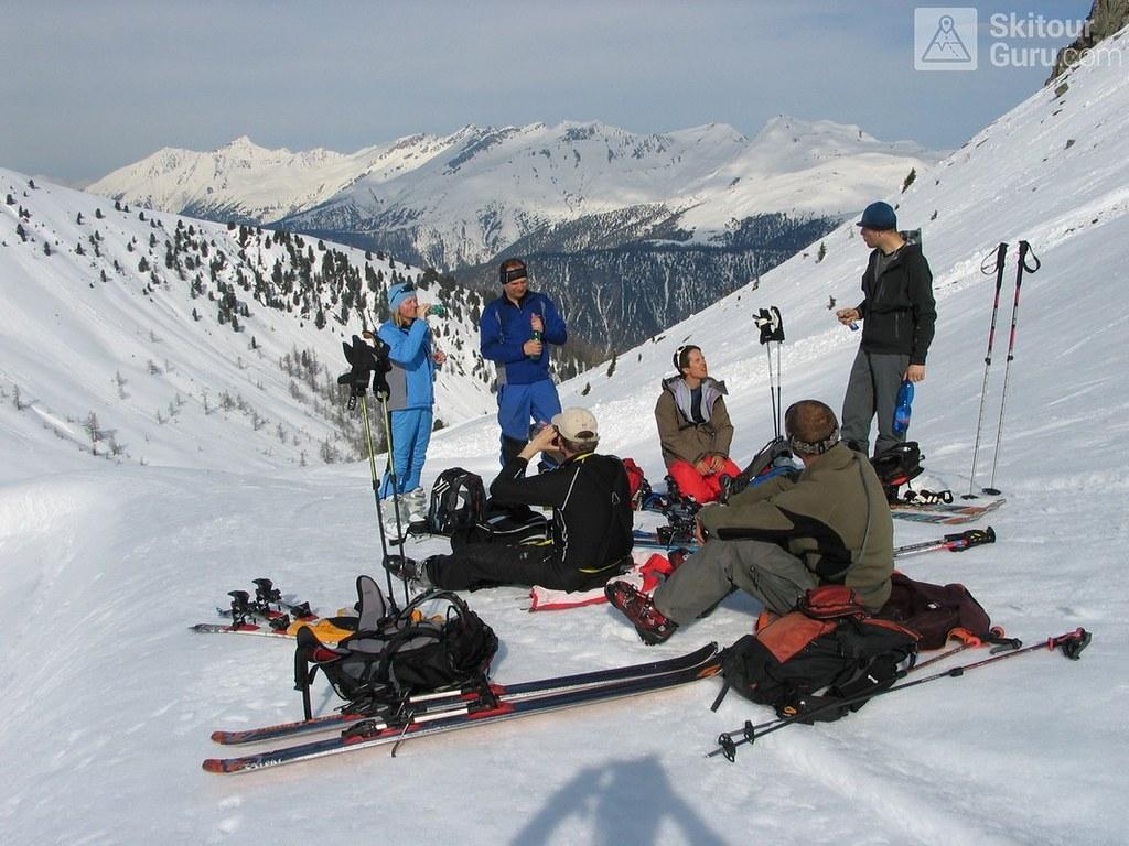 Gletscher Ducan Albula Alpen Switzerland photo 14