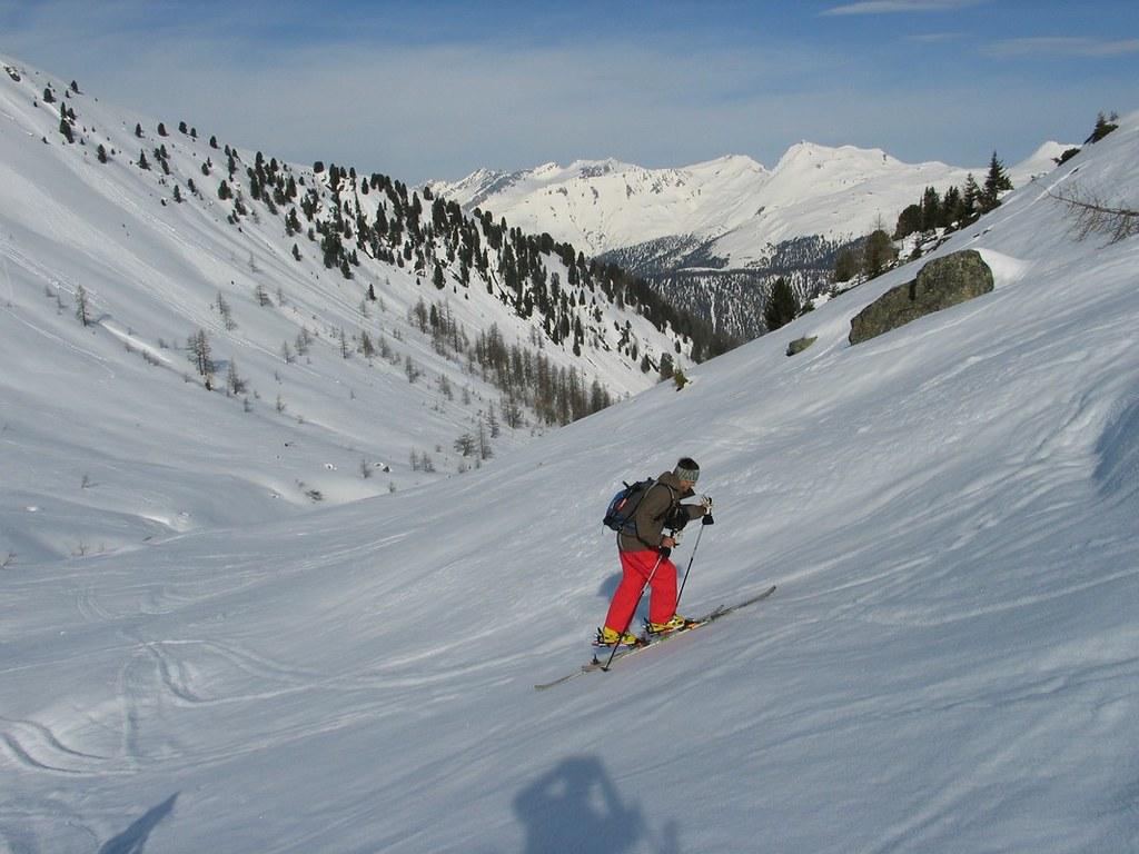 Gletscher Ducan Albula Alpen Switzerland photo 09