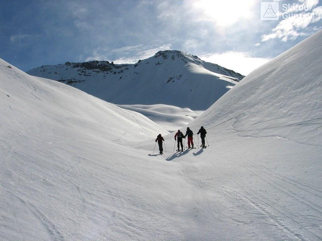 Gletscher Ducan Albula Alpen Switzerland photo 15