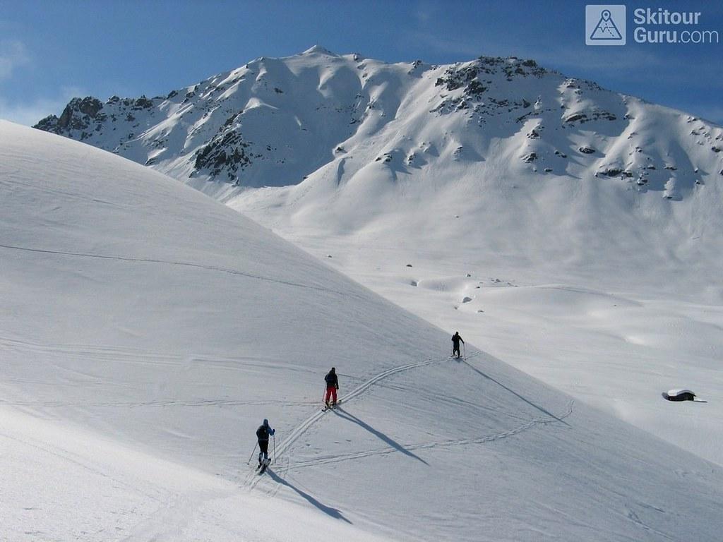 Gletscher Ducan Albula Alpen Switzerland photo 19