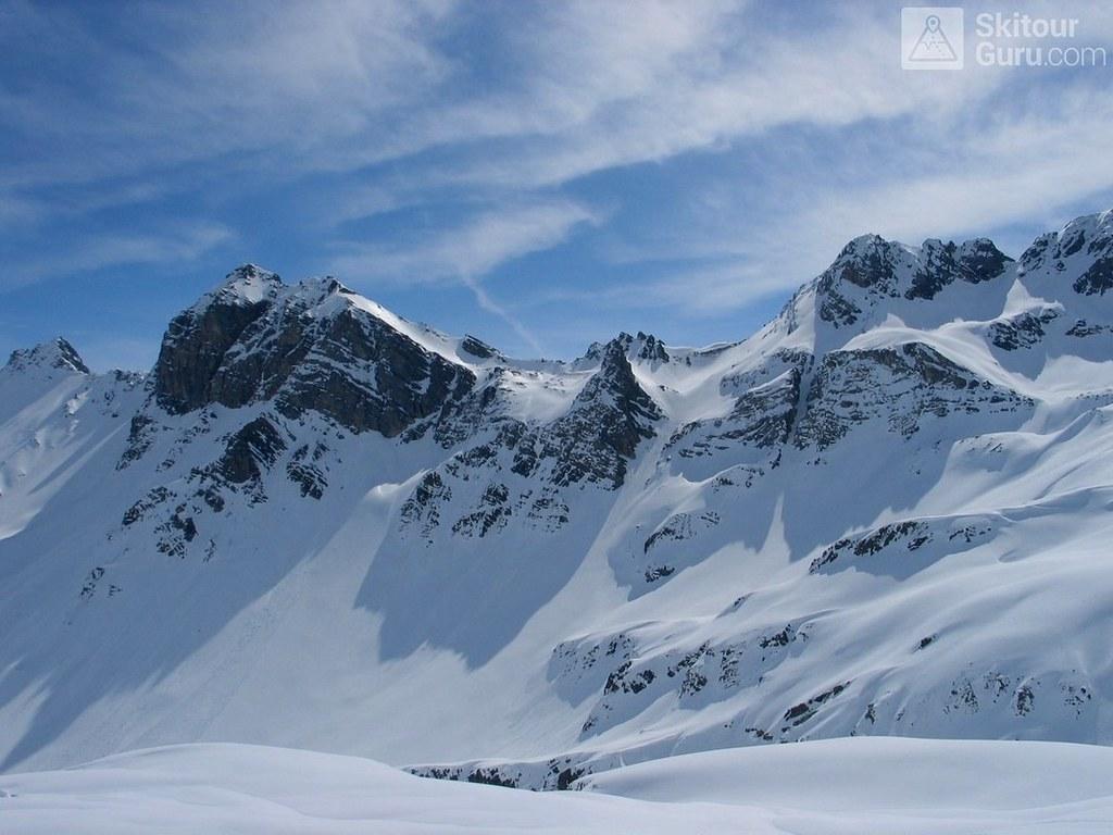 Gletscher Ducan Albula Alpen Switzerland photo 22
