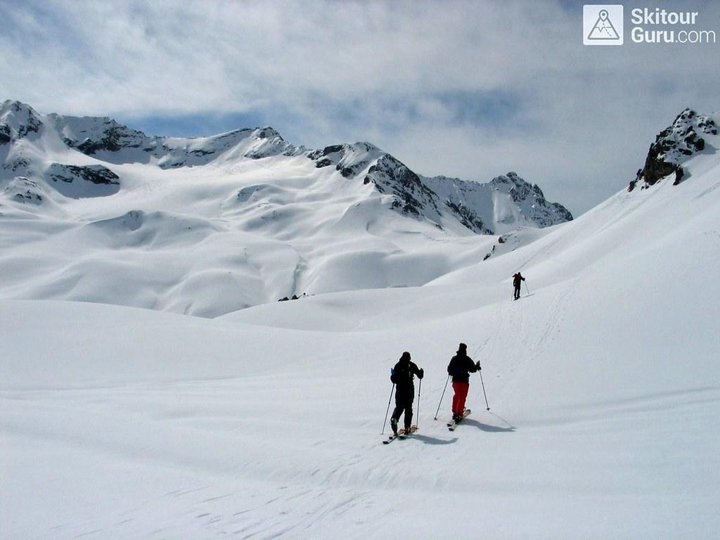 Gletscher Ducan Albula Alpen Switzerland photo 24