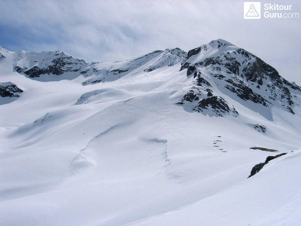 Gletscher Ducan Albula Alpen Switzerland photo 01