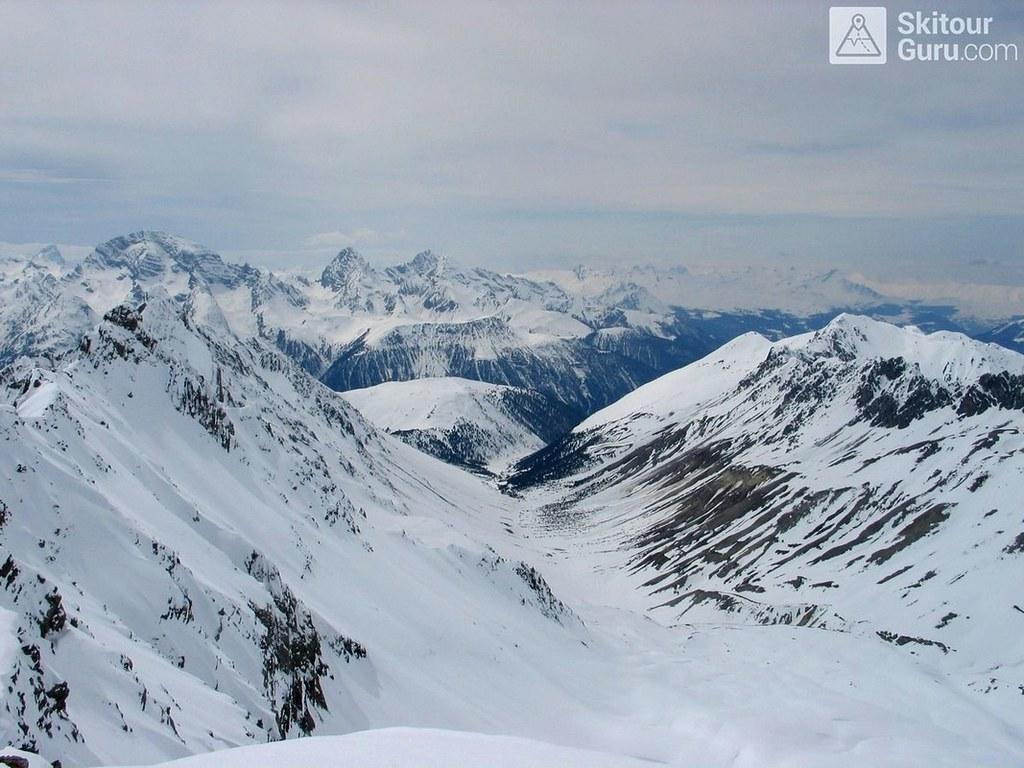 Gletscher Ducan Albula Alpen Switzerland photo 39