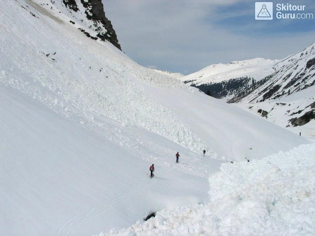 Gletscher Ducan Albula Alpen Switzerland photo 47