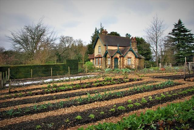 Garden Cottage Polsden Lacy