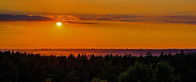 Sonnenuntergang   MABA3245
