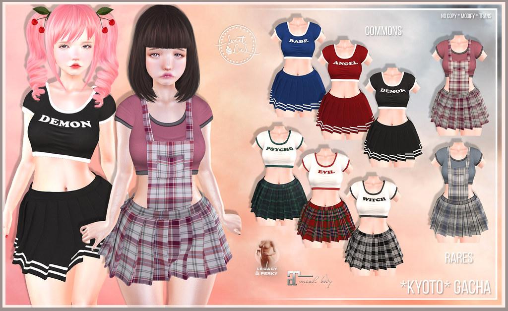 Kyoto Outfit Gacha – Sweet Lies Original