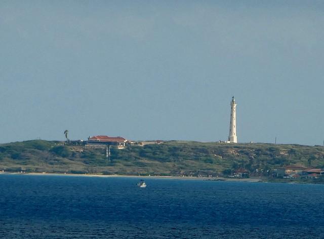 California Lighthouse of Aruba