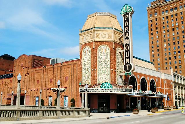 Paramount Theatre - Aurora, Illinois