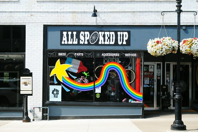 All Spoked Up - Aurora, Illinois