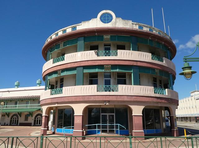 Bridgetown, Barbados - Art Deco