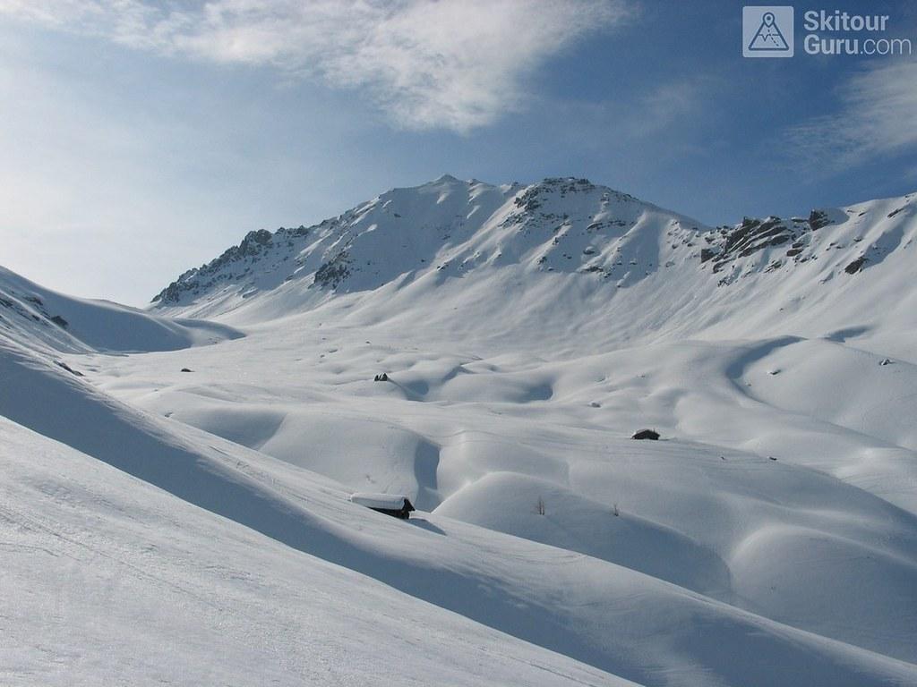 Gletscher Ducan Albula Alpen Switzerland photo 12